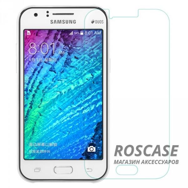 Защитное стекло Ultra Tempered Glass 0.33mm (H+) для Samsung Galaxy J1 Duos SM-J100 (карт. уп-вка)Описание:совместимо с устройством Samsung Galaxy J1 Duos SM-J100;материал: закаленное стекло;тип: защитное стекло на экран.&amp;nbsp;Особенности:закругленные&amp;nbsp;грани стекла обеспечивают лучшую фиксацию на экране;стекло очень тонкое - 0,33 мм;отзыв сенсорных кнопок сохраняется;стекло не искажает картинку, так как абсолютно прозрачное;выдерживает удары и защищает от царапин;размеры и вырезы стекла соответствуют особенностям дисплея.<br><br>Тип: Защитное стекло<br>Бренд: Epik