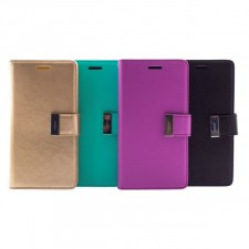 фото Кожаный чехол-книжка Mercury Rich Diary Wallet для Samsung G530H/G531H Galaxy Grand Prime