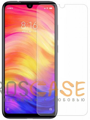 Фотография Прозрачное Защитное стекло Ultra Tempered Glass 0.33mm (H+) для Xiaomi Redmi 7