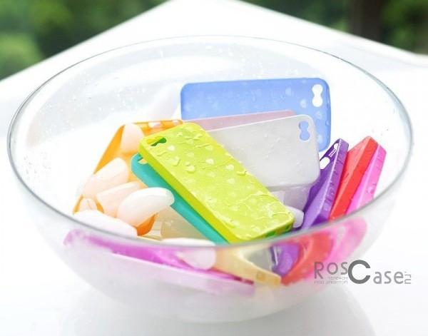 изображение TPU чехол 8thdays Color Taste Series для Apple iPhone 5/5S/5SE