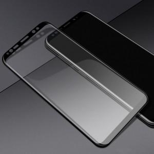 4D | Прозрачное защитное стекло для Samsung Galaxy S9+ на весь экран