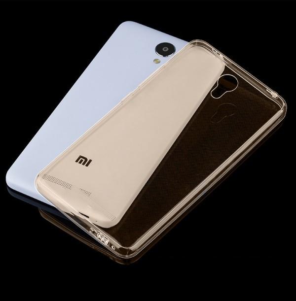 Тонкий прозрачный силиконовый чехол Msvii для Xiaomi Redmi Note 2 / Redmi Note 2 Prime с заглушкой (Золотой)Описание:производитель  -  Msvii;совместимость  -  смартфон Xiaomi Redmi Note 2 / Redmi Note 2;материал для изготовления  -  силикон;форм-фактор  -  накладка.Особенности:в комплекте с заглушкой;прочная и износостойкая;не теряет гибкость и эластичность;не подвергается деформации;легко фиксируется.<br><br>Тип: Чехол<br>Бренд: Epik<br>Материал: TPU