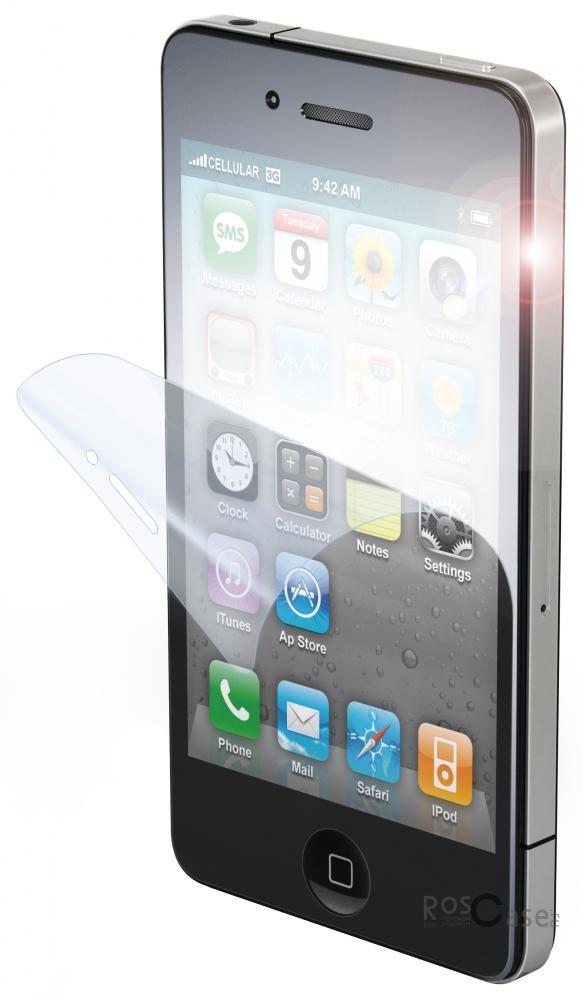 фото защитной пленки Cellular Line для Iphone 4/4S