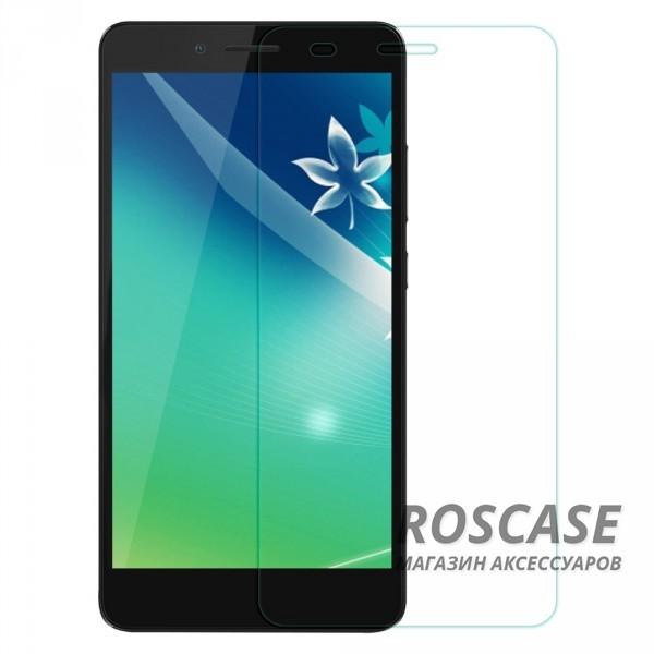 Защитное стекло Ultra Tempered Glass 0.33mm (H+) для Huawei Y5 II / Honor Play 5 (карт. упак)Описание:совместимо с устройством Huawei Y5II / Honor Play 5;материал: закаленное стекло;тип: защитное стекло на экран.&amp;nbsp;Особенности:закругленные&amp;nbsp;грани стекла обеспечивают лучшую фиксацию на экране;стекло очень тонкое - 0,33 мм;отзыв сенсорных кнопок сохраняется;стекло не искажает картинку, так как абсолютно прозрачное;выдерживает удары и защищает от царапин;размеры и вырезы стекла соответствуют особенностям дисплея.<br><br>Тип: Защитное стекло<br>Бренд: Epik