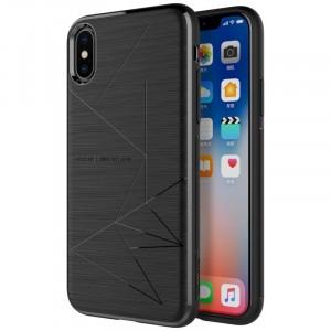 "Nillkin Magic Qi | Силиконовый чехол для Apple iPhone X (5.8"")/XS (5.8"") с модулем беспроводной зарядки"