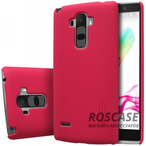 Чехол Nillkin Matte для LG H540F G4 Stylus Dual (+ пленка) (Красный)Описание:производитель -&amp;nbsp;Nillkin;материал - поликарбонат;разработан специально для LG H540F G4 Stylus Dual;тип - накладка.&amp;nbsp;Особенности:фактурная поверхность;матовый;не увеличивает габариты;не скользит в руках;не теряет цвет;пленка в комплекте.<br><br>Тип: Чехол<br>Бренд: Nillkin<br>Материал: Поликарбонат