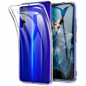 Clear Original | Прозрачный TPU чехол 2мм  для Huawei Honor 20