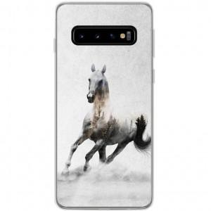 RosCase | Силиконовый чехол для Samsung Galaxy S10