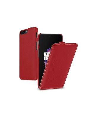 TETDED натур. кожа | Чехол-флип для OnePlus 5