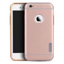 "iPaky Metal Frame | Чехол для Apple iPhone 6 plus (5.5"")  / 6s plus (5.5"") с металлическим бампером"
