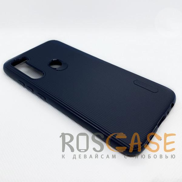 Изображение Синий Силиконовая накладка Fono для Xiaomi Redmi Note 8