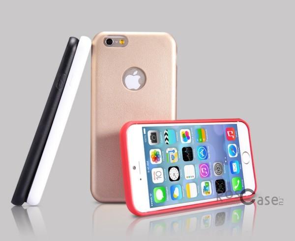 Чехол накладка Nillkin Victoria Series для Apple iPhone 6/6s (4.7)Описание:производитель  -  фирма Nillkin;разработан специально для Apple iPhone 6/6s (4.7);материал  -  искусственная кожа;тип  -  накладка.&amp;nbsp;Особенности:мягкая на ощупь;все функциональные вырезы на своих местах;не остаются отпечатки пальцев;тонкий дизайн;защищает от царапин и падений;не скользит.<br><br>Тип: Чехол<br>Бренд: Nillkin<br>Материал: Искусственная кожа