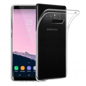 Ультратонкий силиконовый чехол для Samsung Galaxy Note8