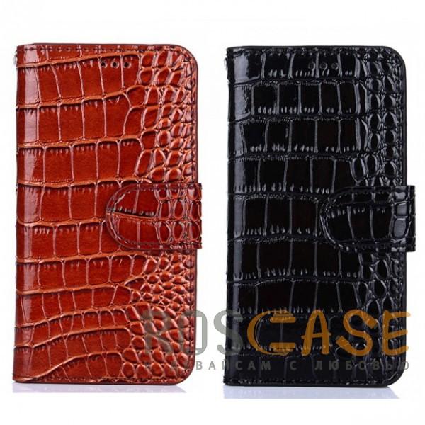 Лаковый рельефный чехол-книжка с текстурой кожи и магнитной застёжкой для OnePlus 3 / OnePlus 3TОписание:тип - чехол-книжка;совместимость -&amp;nbsp;OnePlus 3 / OnePlus 3T;материал - искусственная кожа, силикон;защита со всех сторон;предотвращает появление царапин, сколов, трещин;лаковая рельефная поверхность;приятен на ощупь;магнитная застежка;силиконовая посадочная корзина;все необходимые вырезы.<br><br>Тип: Чехол<br>Бренд: Epik<br>Материал: Искусственная кожа