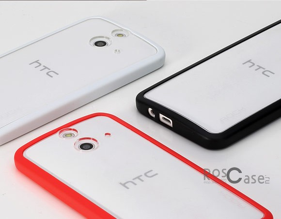 изображение TPU+PC чехол Rock Enchanting Series для HTC One / E8