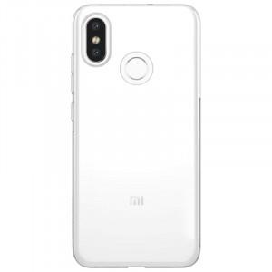 J-Case THIN   Гибкий силиконовый чехол для Xiaomi Mi 8