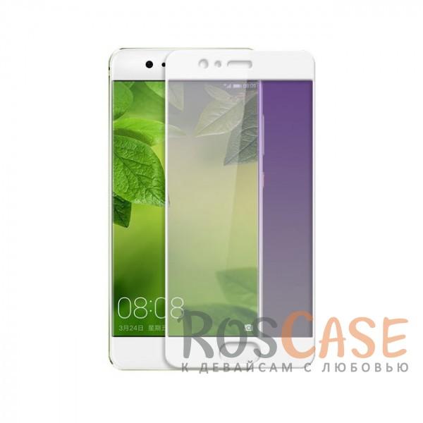Ультратонкое защитное стекло с цветной рамкой на весь экран с олеофобным покрытием для Huawei P10 Plus (Белый)Описание:совместимо с&amp;nbsp;Huawei P10 Plus;полностью закрывает экран;цветная рамка;ультратонкое - 0,33 мм;высокая прочность 9H;олеофобное покрытие анти-отпечатки.<br><br>Тип: Защитное стекло<br>Бренд: Epik