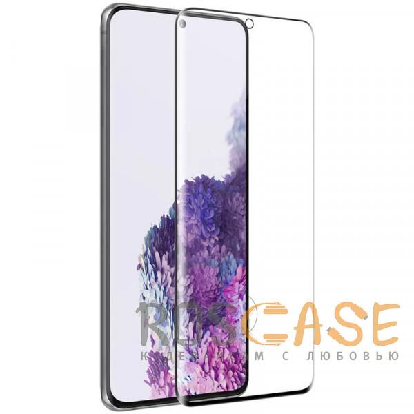 Фото Черное Nillkin 3D CP+ MAX | Защитное стекло с полной проклейкой для Samsung Galaxy S20