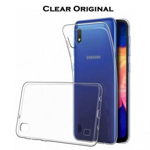 Clear Original | Прозрачный TPU чехол 2мм для Samsung Galaxy A10 / M10