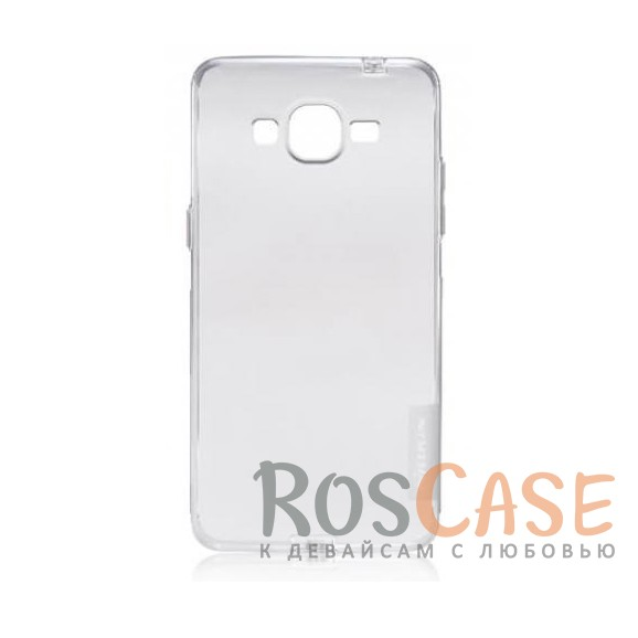 Мягкий прозрачный силиконовый чехол для Samsung G530H/G531H Galaxy Grand PrimeОписание:производитель  -  бренд&amp;nbsp;Nillkin;совместим с Samsung G530H/G531H Galaxy Grand Prime;материал  -  термополиуретан;тип  -  накладка.&amp;nbsp;Особенности:в наличии все вырезы;не скользит в руках;тонкий дизайн;защита от ударов и царапин;прозрачный.<br><br>Тип: Чехол<br>Бренд: Nillkin<br>Материал: TPU