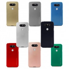 фото TPU чехол Mercury iJelly Metal series для LG H860 G5 / H845 G5se