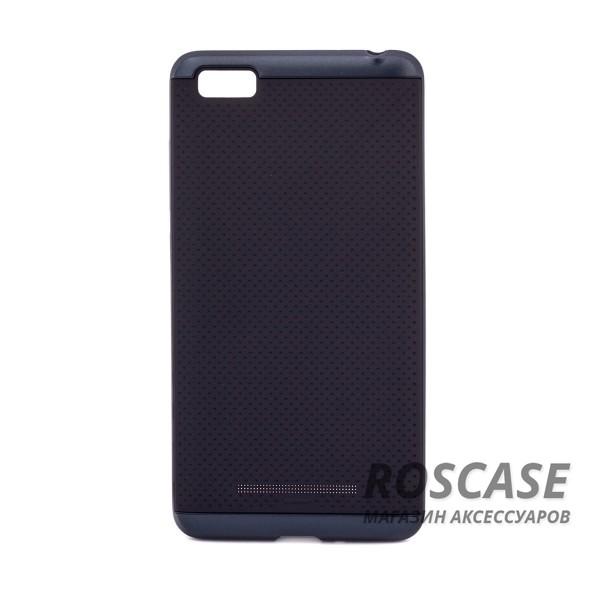 Двухкомпонентный чехол iPaky (original) Hybrid со вставкой цвета металлик для Xiaomi Mi 4i / Mi 4c (Черный / Серый)Описание:производитель - iPaky;совместим с Xiaomi Mi 4i / Mi 4c;материал: термополиуретан, поликарбонат;форма: накладка на заднюю панель.Особенности:эластичный;рельефная поверхность;прочная окантовка;ультратонкий;надежная фиксация.<br><br>Тип: Чехол<br>Бренд: iPaky<br>Материал: TPU