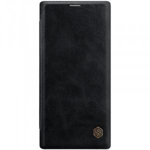 Nillkin Qin | Чехол-книжка из Premium экокожи для Samsung Galaxy Note 10