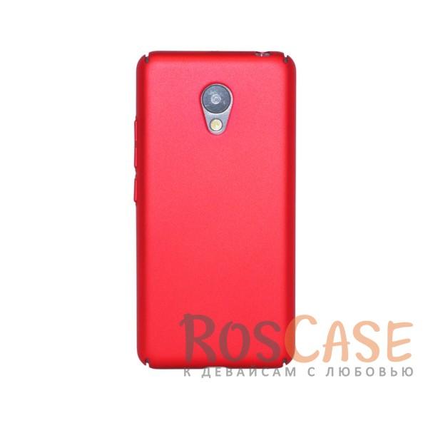 Фото Красный Joyroom | Матовый soft-touch чехол для Meizu M3 / M3 mini / M3s с защитой торцов