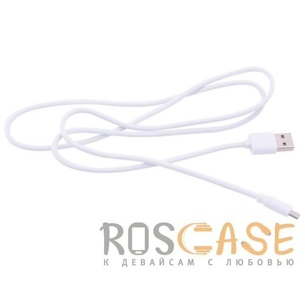 Изображение Белый Okami | Дата-кабель USB to Type-C (100см)