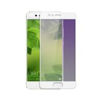 Полноэкранное защитное стекло для Huawei P10 Plus с цветной рамкой