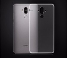 Ультратонкий силиконовый чехол для Huawei Mate 9