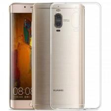 Ультратонкий силиконовый чехол для Huawei Mate 9 Pro