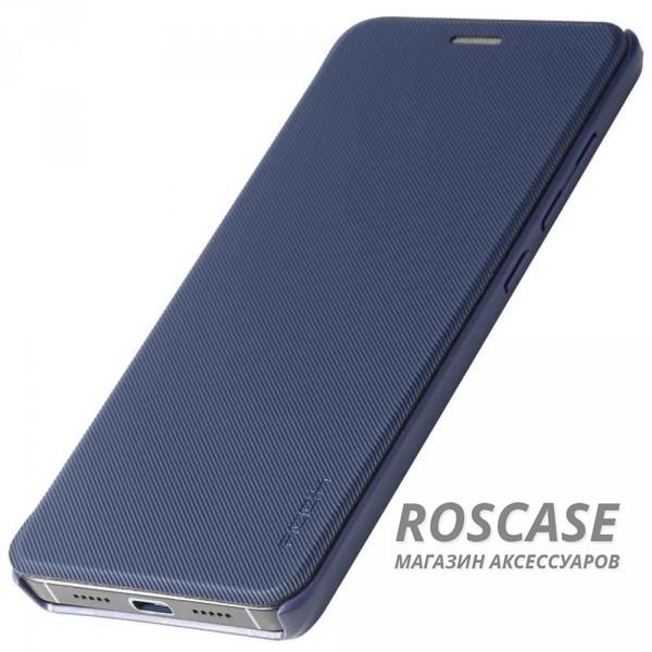 Чехол (книжка) Rock Veena Series для Xiaomi MI5 / MI5 Pro (Синий / Blue)Описание:продукт компании ROCK;подходит для Xiaomi MI5 / MI5 Pro;материалы: поликарбонат, полиуретан;формат: чехол-книжка.&amp;nbsp;Особенности:присутствуют все необходимые вырезы;рифленая поверхность;олеофобное покрытие;устойчив к появлению царапин;удобно ложится в руку.<br><br>Тип: Чехол<br>Бренд: ROCK<br>Материал: Искусственная кожа