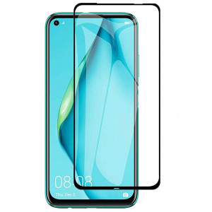 Защитное стекло 9D High Quality 9H  для Huawei P40 Lite