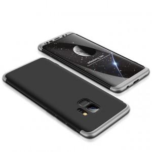 LikGus 360° | Двухсторонний чехол для Samsung Galaxy S9+ с защитными вставками
