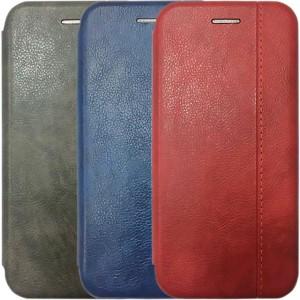 Open Color 2 | Чехол-книжка на магните для Xiaomi Redmi 6 с подставкой и внутренним карманом