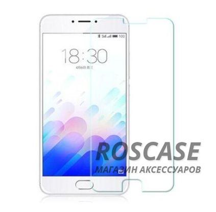 Фото H+ | Защитное стекло для Meizu M3 Note (картонная упаковка)