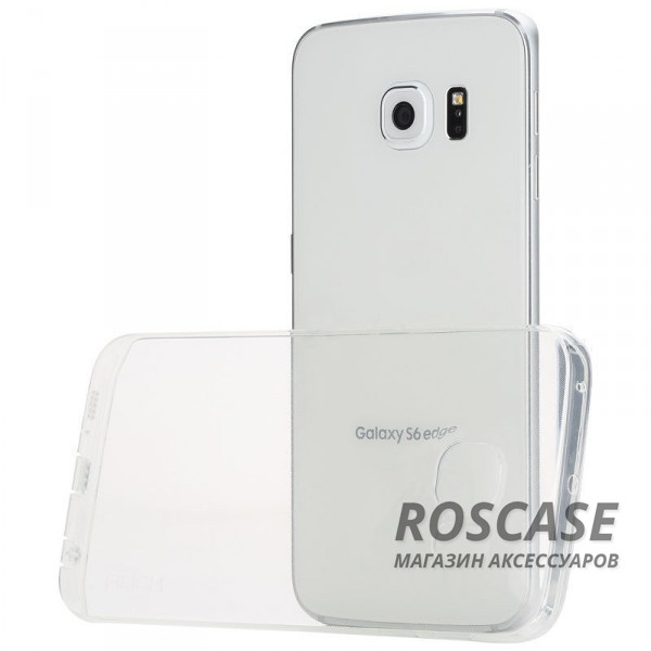 фото TPU чехол ROCK Ultrathin Slim Jacket для Samsung Galaxy S6 Edge Plus