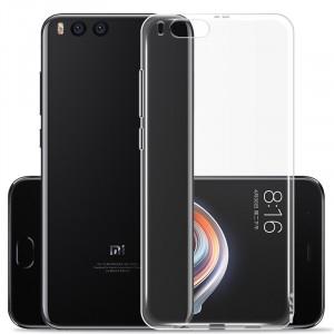 Ультратонкий силиконовый чехол для Xiaomi Mi Note 3