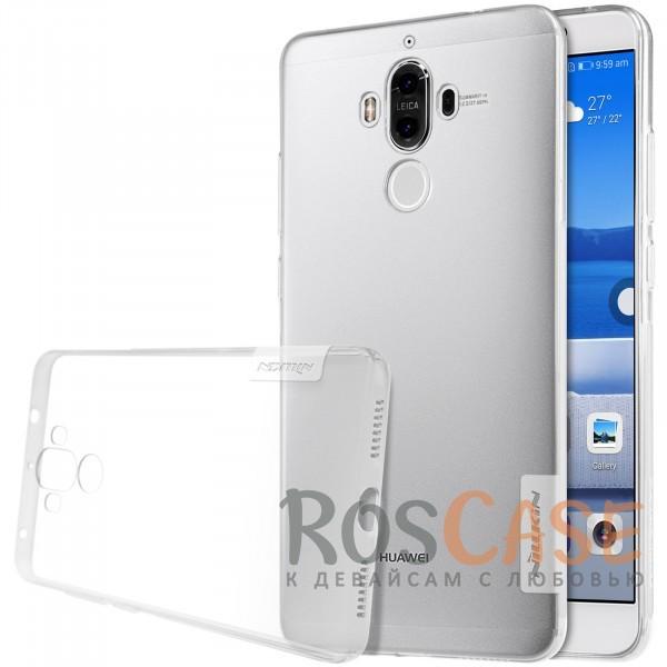 Мягкий прозрачный силиконовый чехол для Huawei Mate 9 (Бесцветный (прозрачный))Описание:бренд:&amp;nbsp;Nillkin;совместимость: Huawei Mate 9;материал: термополиуретан;тип: накладка;ультратонкий дизайн;прозрачный корпус;не скользит в руках;защищает от механических повреждений.<br><br>Тип: Чехол<br>Бренд: Nillkin<br>Материал: TPU