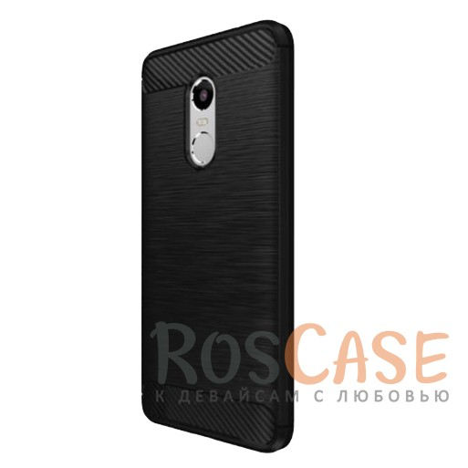 Фотография Черный iPaky Slim | Силиконовый чехол для Xiaomi Redmi 5 Plus / Redmi Note 5 (Single Camera)