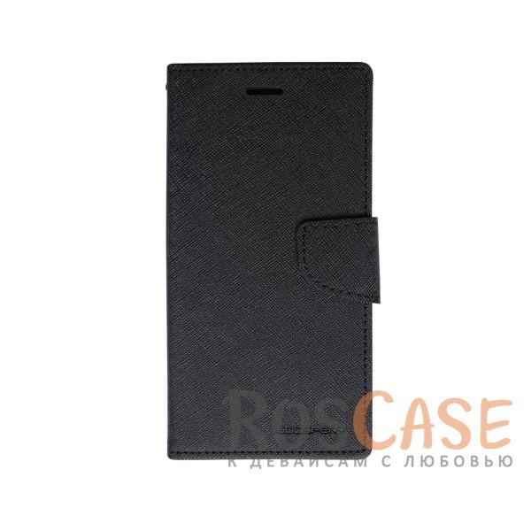 Чехол (книжка) Mercury Fancy Diary series для Apple iPhone 7 plus (5.5) (Черный / Черный)Описание:бренд&amp;nbsp;Mercury;создан для Apple iPhone 7 plus (5.5);материалы  -  искусственная кожа, термополиуретан;форма  -  чехол-книжка.&amp;nbsp;Особенности:фактурная поверхность;все функциональные вырезы в наличии;внутренние кармашки;магнитная застежка;защита от механических повреждений;трансформируется в подставку.<br><br>Тип: Чехол<br>Бренд: Mercury<br>Материал: TPU