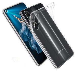 Прозрачный силиконовый чехол  для Huawei Nova 5T