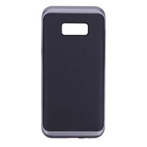 TPU+PC чехол MOTOMO (Carbon) для Samsung G950 Galaxy S8