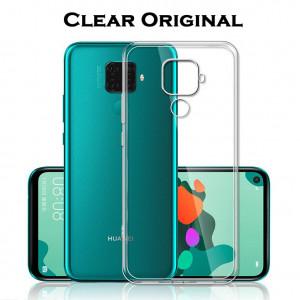 Clear Original   Прозрачный TPU чехол 2мм для Huawei Mate 30 Lite / Nova 5i Pro