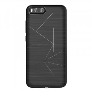 Nillkin Magic Qi | Силиконовый чехол для Xiaomi Mi 6 с модулем беспроводной зарядки