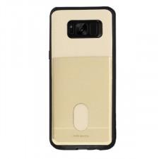 ROCK Cana   Чехол для Samsung G955 Galaxy S8 Plus с внешним карманом для визиток