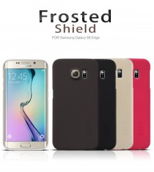 Nillkin Super Frosted Shield | Матовый чехол для Samsung G925F Galaxy S6 Edge (+ пленка)