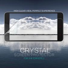 Nillkin Crystal | Прозрачная защитная пленка  для Xiaomi Redmi Note 2 (Prime)