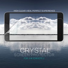 Nillkin Crystal | Прозрачная защитная пленка для Xiaomi Redmi Note 2 / Redmi Note 2 Prime